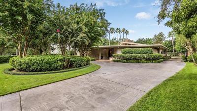 Houston Single Family Home For Sale: 419 Thamer Lane