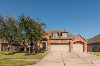 League City Single Family Home For Sale: 6184 Andover Hills Court