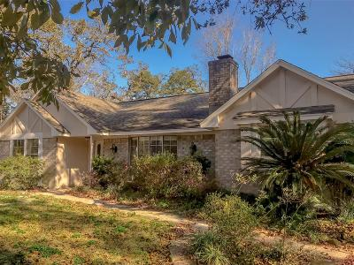 Humble Single Family Home For Sale: 3339 Greenbranch Drive