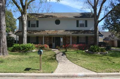 Houston Single Family Home For Sale: 15410 Misty Forest Court