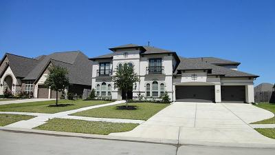 Cypress TX Single Family Home For Sale: $579,000
