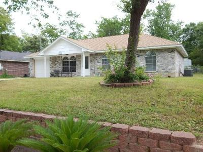 Willis Single Family Home For Sale: 134 N Forest Drive