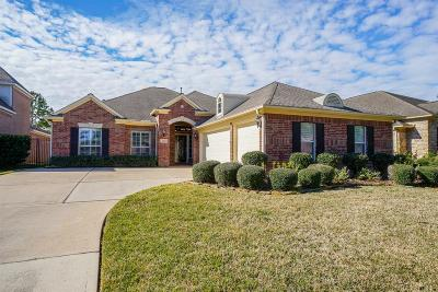 Katy Single Family Home For Sale: 5022 Shining Creek Court