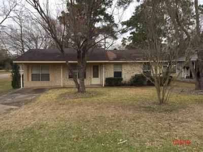Willis Single Family Home For Sale: 201 County Line Road
