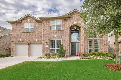 Kingwood Single Family Home For Sale: 2602 River Lilly Drive