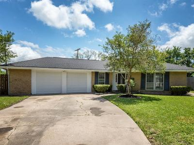 La Marque Single Family Home For Sale: 2617 Meadow Lane