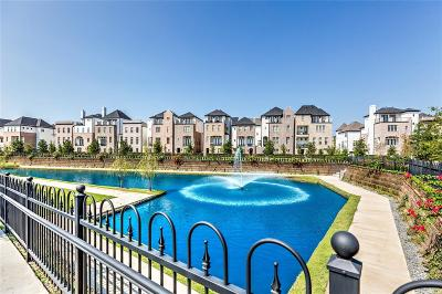 Houston Condo/Townhouse For Sale: 9654 Knight Road