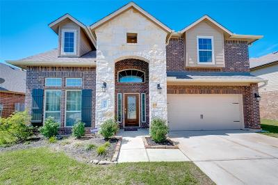 Pearland Single Family Home For Sale: 2716 Kaman Lane