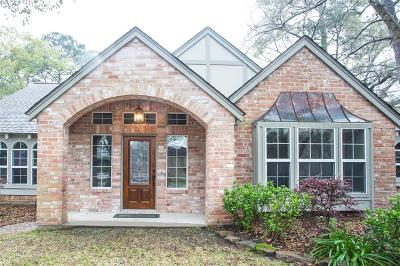 Kingwood Single Family Home For Sale: 3603 Swift Creek Drive