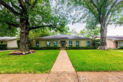 Harris County Single Family Home For Sale: 2914 Ann Arbor Drive