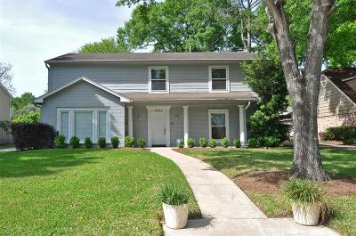 Houston Single Family Home For Sale: 14214 Chadbourne Drive