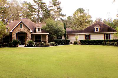 Magnolia Single Family Home For Sale: 36842 Meadow Creek Court