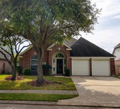 Single Family Home For Sale: 7923 Sonoma Oak Drive