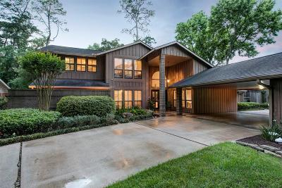 Houston Single Family Home For Sale: 35 Knipp Road