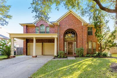 Sugar Land Single Family Home For Sale: 4414 Trailwood Drive