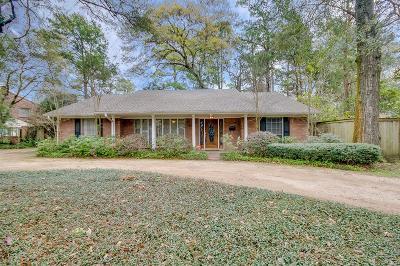 Garden Oaks Single Family Home For Sale: 3110 Lawrence Street