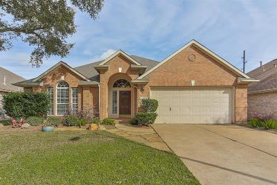 Fort Bend County Single Family Home For Sale: 2522 Lake Dale Lane