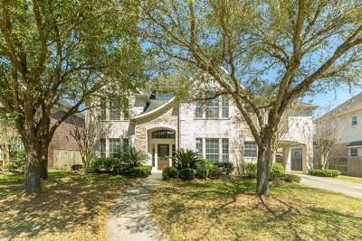 Harris County Single Family Home For Sale: 8427 Jackson Creek Bend Lane