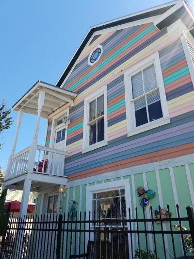 Galveston County Rental For Rent: 1212 39th Street Street