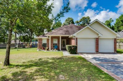 New Caney Single Family Home For Sale: 23414 Willowick Street