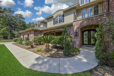 Single Family Home For Sale: 12326 Pin Oak Drive