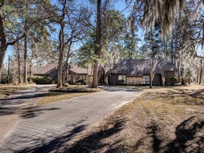 Magnolia Farm & Ranch For Sale: 15407 Coe Loop