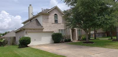 Katy TX Single Family Home For Sale: $299,900