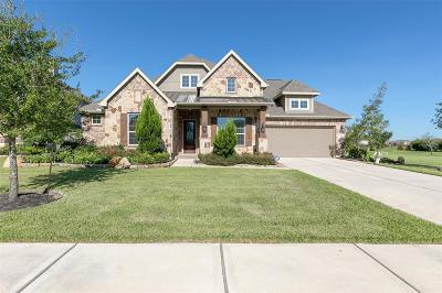 Rosharon Single Family Home For Sale: 4902 Enchanted Springs Drive
