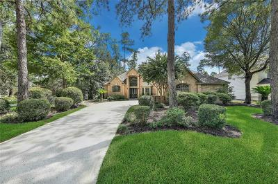 The Woodlands Single Family Home For Sale: 5 Spiral Leaf Court