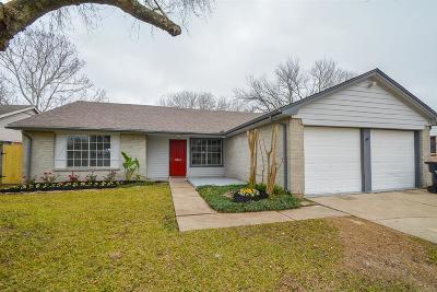 Houston Single Family Home For Sale: 15818 Thistledew Drive