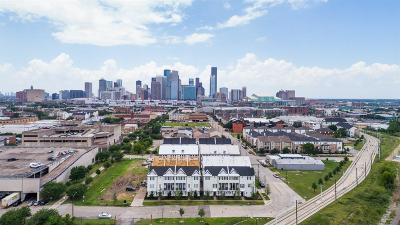 Houston Condo/Townhouse For Sale: 842 Nagle Street
