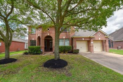 Pearland Single Family Home For Sale: 9407 Summer Sun Lane