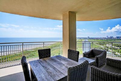 Galveston TX Mid/High-Rise For Sale: $635,000