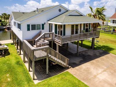 Single Family Home For Sale: 16711 Sandpiper Road