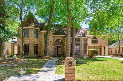 Houston Single Family Home For Sale: 6915 Pebble Beach Drive