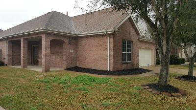 Houston TX Single Family Home For Sale: $206,900
