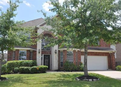 Katy Single Family Home For Sale: 2418 Falcon Knoll