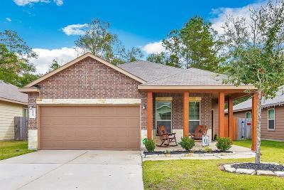 Conroe Single Family Home For Sale: 9541 E Woodmark