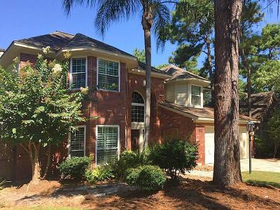 The Woodlands Single Family Home For Sale: 23 Roundtop Place
