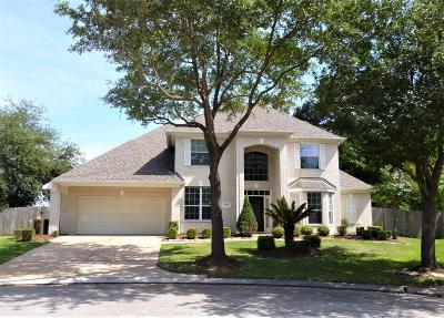 Tomball Single Family Home For Sale: 17302 Village Breeze Dr