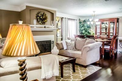 La Porte Single Family Home For Sale: 3713 Choctaw Drive