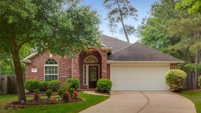 The Woodlands Single Family Home For Sale: 19 English Lavender Place