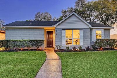 Houston Single Family Home For Sale: 5939 Portal Drive