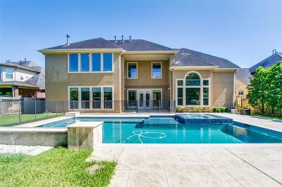 Katy TX Single Family Home For Sale: $585,000