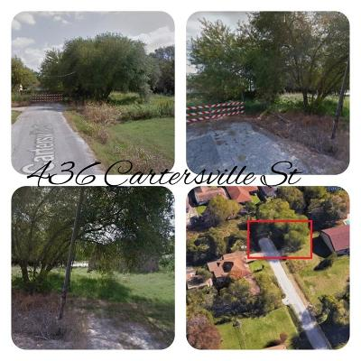 Residential Lots & Land For Sale: 436 Cartersville Street