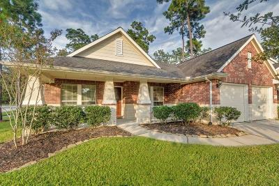 Humble Single Family Home For Sale: 12503 Fossil Point Court