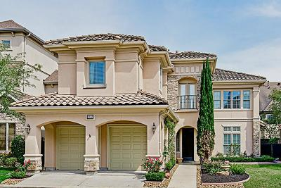 Houston Single Family Home For Sale: 2727 Stuart Manor