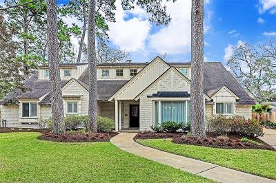 Houston TX Single Family Home For Sale: $1,250,000