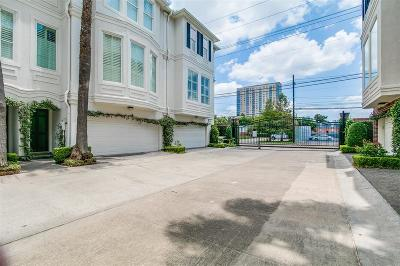 Houston Condo/Townhouse For Sale: 1902 Greenwich Place Drive