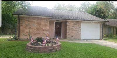 Channelview Single Family Home For Sale: 1411 Warwick Walk Lane